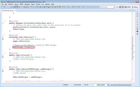 layout xml remove data capture profile feature tutorial zebra technologies