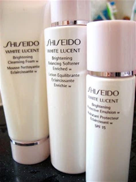 Pencuci Muka Shiseido my xo putih berseri dengan shiseido
