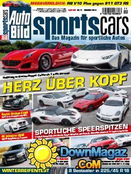 Auto Bild Sportscars 11 2017 by Auto Bild Sportscars 11 2015 187 Pdf Magazines
