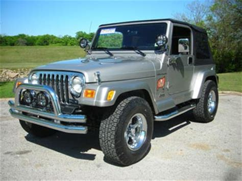 2000 Jeep Wrangler For Sale 2000 Jeep Wrangler Sport For Sale