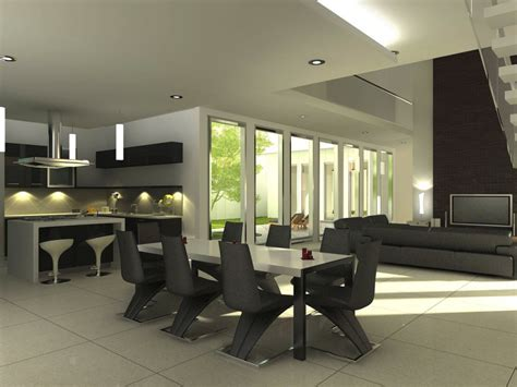 modern dining room interior interior design interior design ideas