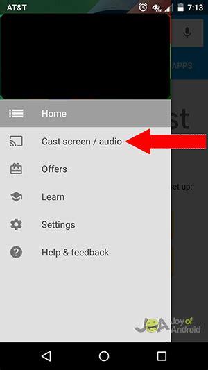 android cast screen how to your android screen on a windows 10 pc