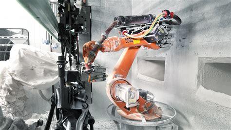 Kuka Roboter Lackieren kuka roboter erm 246 glicht automatisiertes lackieren kuka ag