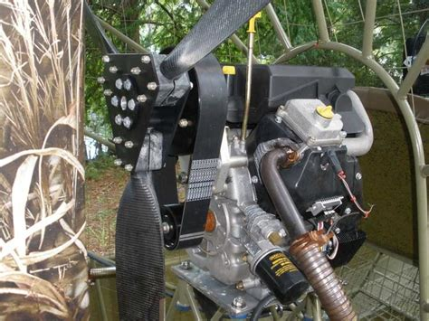 airboat with outboard motor mini airboat plans woodworking projects plans