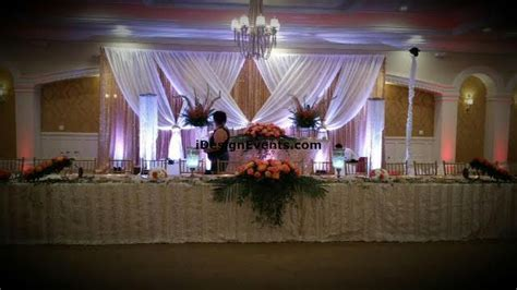 White Lotus Sacramento Banquet Hall   Wedding Decor Ideas