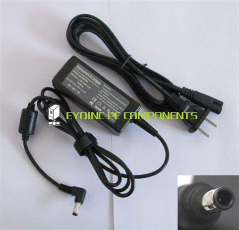 Adaptor Charger Samsung Nc10 Nc10np Nc10 Np Nd10 Ad 4019s 19v 2 1a Ori 19v 2 1a 40w laptop ac adapter charger for samsung np nd10 np nc10 np n140 np n150 n150 jp01n150