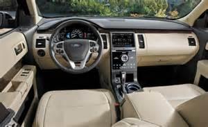 Ford Flex Interior Car And Driver