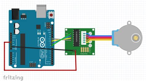 code arduino stepper 9 arduino stepper motor control 48projectsblog