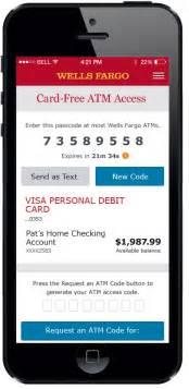 fargo business debit card fargo atms offer card free option local business