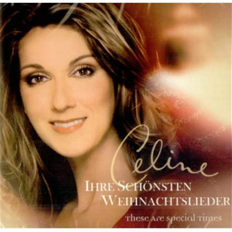 celine dion christmas cd