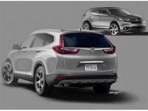 Hordentiraigorden All New Crv all new honda cr v 2017 siap diluncurkan mobil baru