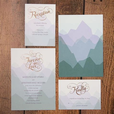 Wedding Invitations Mountains by 17 Best Images About Senior Pics On Senior