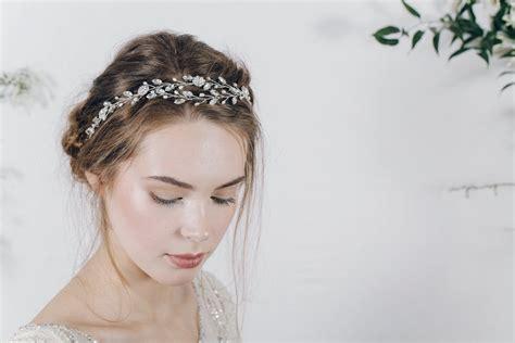 Wedding Hair Accessories Sheffield by Enchanting Ethereal Bridal Headpieces By Debbie Carlisle
