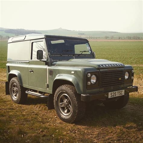 Keswick Green Land Rover 90 Funrover Land Rover Blog
