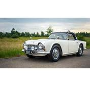 Fast Pursuit 1962 Triumph TR4