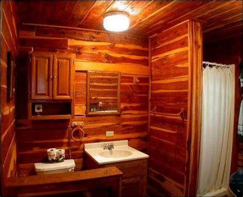 Rustic Cabin Bathroom Ideas - 45 rustic and log cabin bathroom decor ideas 2017 wall