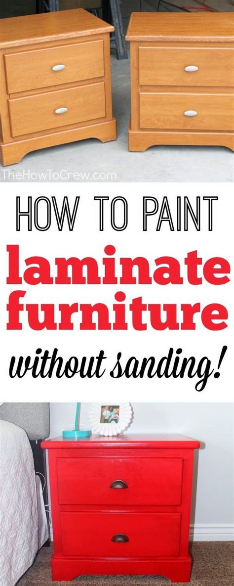 how to paint furniture 25 unique spray paint furniture without sanding ideas on