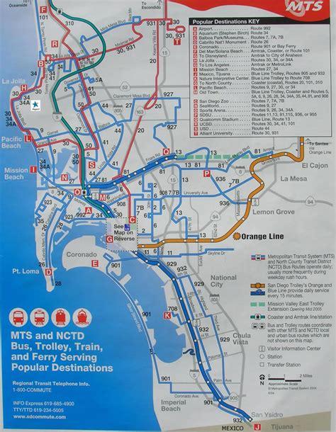 san diego trolley map trolley stations san diego map f f info 2017