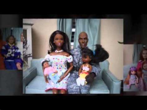 black doll family a fashion doll original families