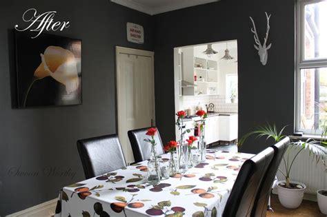 good Living Room Paint Design #4: e49331bdd3c1c4f9f9e7723d5be534c9--grey-dining-rooms-animal-heads.jpg