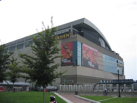 Td Garden Boston by Panoramio Photo Of Boston 2008 Td Banknorth Garden