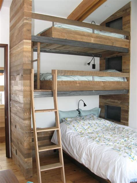 bunk beds for small bedrooms best 25 contemporary bunk beds ideas on pinterest bunk