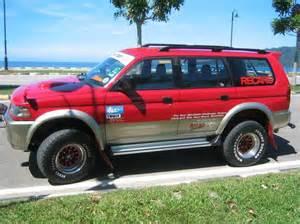 1996 Mitsubishi Montero Sport 8377789 1996 Mitsubishi Montero Sport Specs Photos