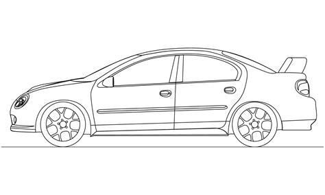 cars drawings drawn lamborghini muscle car pencil and in color drawn