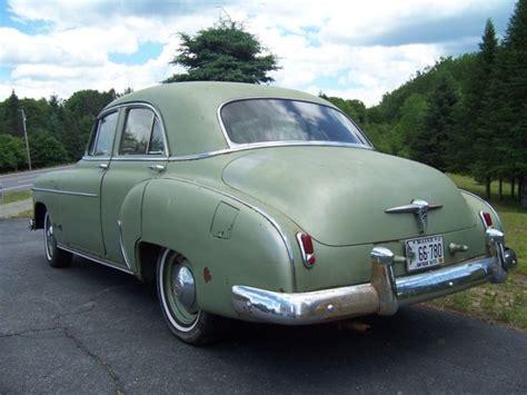 4 Door Chevy by 1950 Chevrolet Styleline Deluxe Sedan 4 Door