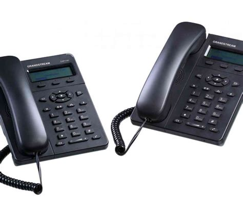 Grandstream Gxp 1165 Ip Phone Entry Level For Business Poe Gxp1160 1165 Grandstream Networks