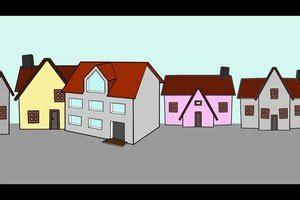 Hausfassade Farblich Absetzen by Hausanstrich Bei Den Farben Sollten Sie Auf Folgendes Achten