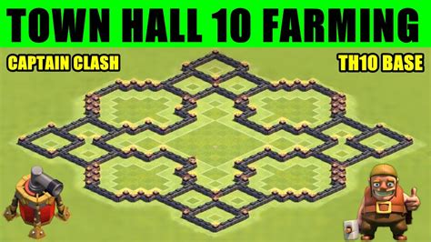 best wall pattern clash of clans clash of clans town hall 10 snowflake farming base coc