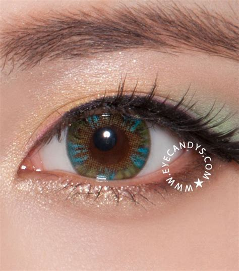 most colored contacts best 25 color contacts ideas on color
