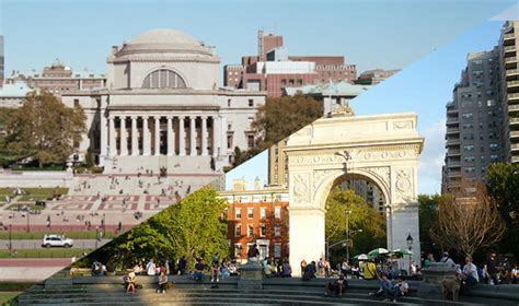 Nyu Mba Vs Columbia Mba by College Advice 183 Oh The Heated Debate Continues Columbia