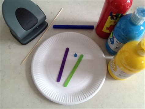 How To Make Clock Using Paper Plate - paper plate clock my kid craft