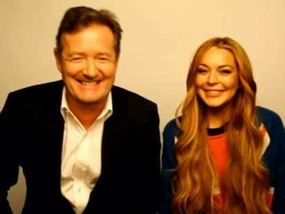 K Fed Tells Go To Rehab 2 by Lindsay Lohan S Candid Piers Business