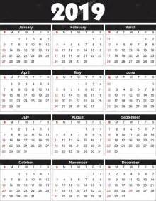 Calendario 2019 Italiano Calendario 2019 In Vector Pu 242 Essere Convertito In