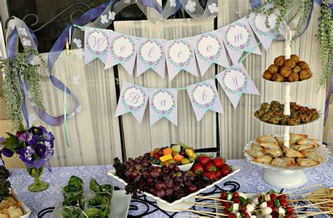 southern charm baby shower baby shower ideas photo