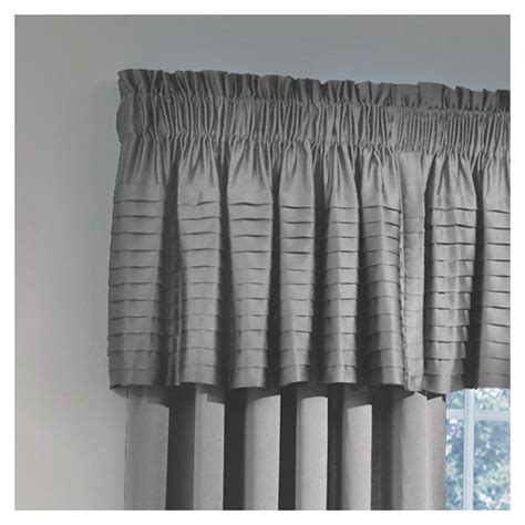 Tailored Valance Enlarged Image