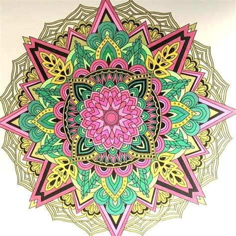 mandala collection volume 1 colorit mandalas to color volume 1 colorist beth hulet larocca adultcoloring