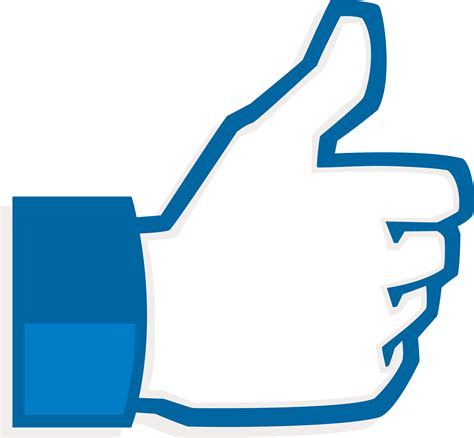 Fb I Like You Oceanseven fb like icon clipart best