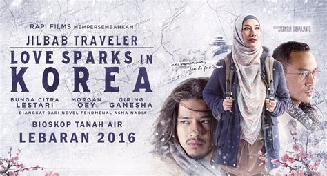 trailer jilbab traveler sparks in korea