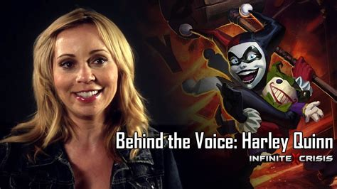 tara strong suicide squad behind the voice tara strong as harley quinn youtube