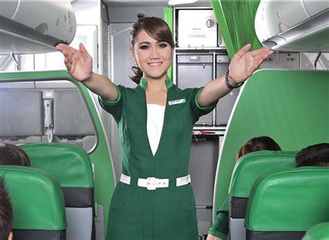 Wing Flight Attendant Pramugari perekrutan pramugari citilink pspp yogyakarta pramugari staff penerbangan avsec
