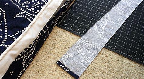 como hacer una funda de sillon como hacer una funda de almohadon de sillon trapitos