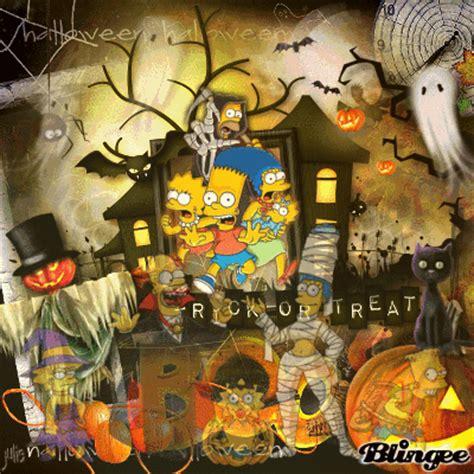 halloween imagenes los simpson simpsons halloween picture 126505209 blingee com