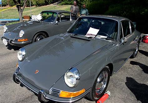 slate grey porsche quot steve mcqueen grey quot paint color pelican parts