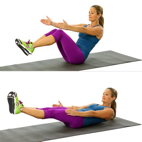 ab workouts the v sit popsugar fitness australia