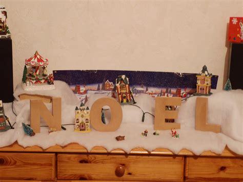 Décoration Noel Maison cuisine d 195 169 coration de no 195 171 l texte noel lettres en bois