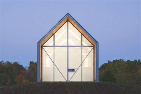 The Shed by The Shed Is A Simple And Site Prefab Shelter